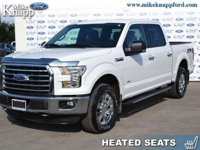 2016 Ford F-150 XLT - Low Mileage in