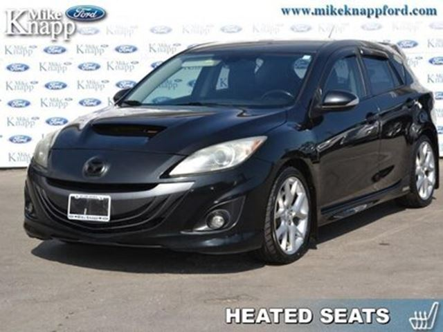 2010 Mazda MAZDA3 Mazdaspeed3 in