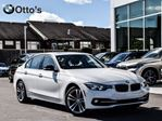 2016 BMW 3 Series xDrive Sedan (8E57) SPORT, SUNROOF, SENSORS in Ottawa, Ontario