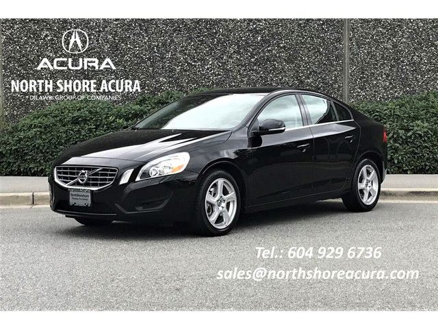 2012 Volvo S60 T5 A Level 1 Low kms, No Declarations in