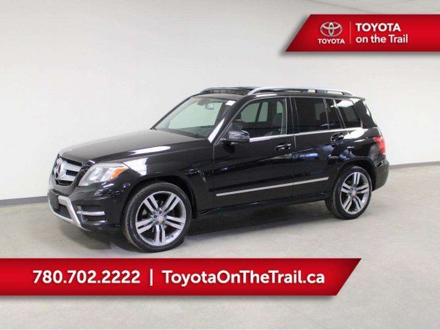 2013 MERCEDES-BENZ GLK-Class GLK 350; DUAL SUNROOF, LEATHER, HEATED SEATS, AWD, POWER OPTIONS in Edmonton, Alberta