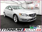 2016 Volvo S60 AWD+Camera+Blind Spot+Radar Smart Cruise+Sunroof+ in London, Ontario