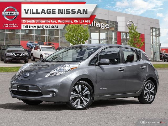 2016 Nissan Leaf SL NO ACCIDENTS! ONE OWNER! in