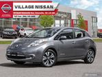 2016 Nissan Leaf SL NO ACCIDENTS! ONE OWNER! in Markham, Ontario