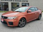 2010 Kia Forte Koup EX KOUP 5spd w/Sunroof  **ONE OWNER**ACCIDENT FREE** in Cambridge, Ontario