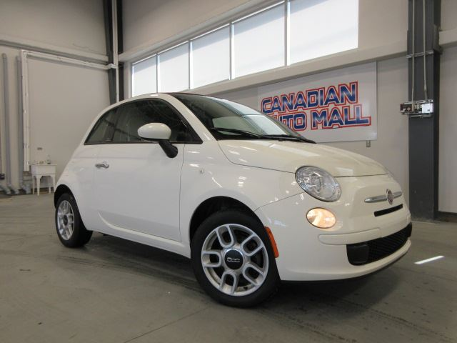 2015 Fiat 500 POP CONVERTIBLE, AUTO, A/C, BT, 21K! in