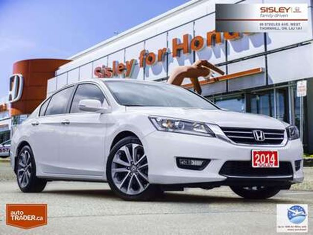 2014 HONDA Accord Sport in Thornhill, Ontario