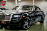 2016 Rolls-Royce Wraith PROVENANCE WARRANTY 2022  NO ACCIDENTS in Oakville, Ontario