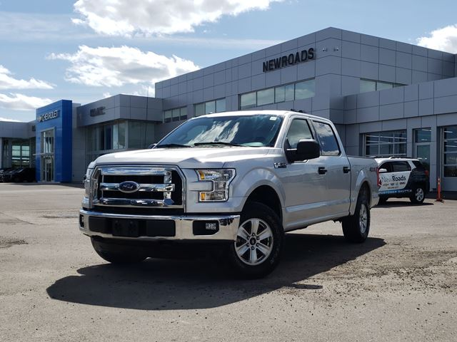 2016 Ford F-150 XLT 4x4 | 3.5L V6 in