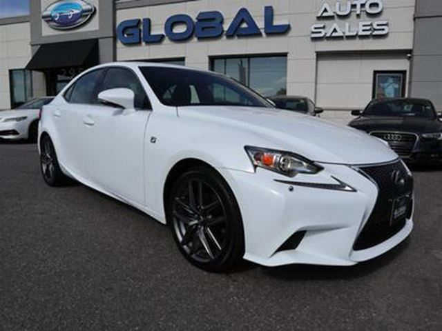 2015 Lexus IS 250 250 AWD NAVI LEATHER CAM in