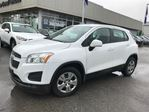 2014 Chevrolet Trax LS in Richmond Hill, Ontario