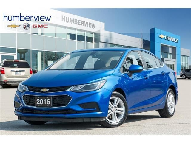 2016 CHEVROLET CRUZE 4dr Sdn Auto LT in Mississauga, Ontario