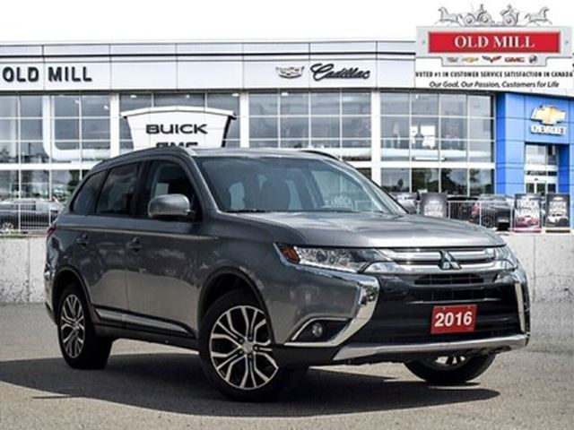 USED 2016 Mitsubishi Outlander 166HP 2 4 ES - Bluetooth
