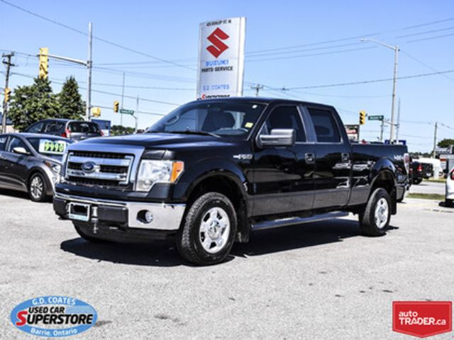2014 Ford F-150 XLT in