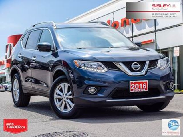 2016 NISSAN ROGUE SV in Thornhill, Ontario