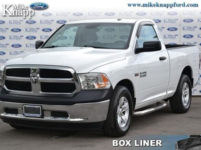 2014 Dodge RAM 1500 ST -  Power Windows -  Power Doors in