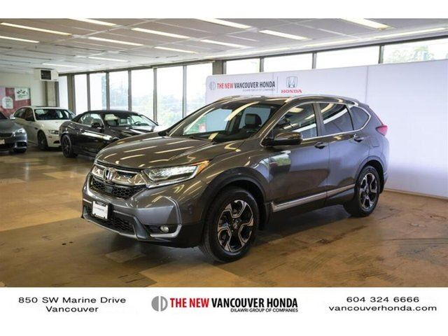 2018 HONDA CR-V Touring in Vancouver, British Columbia