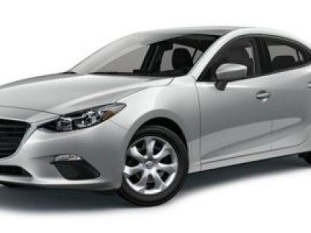 2016 Mazda MAZDA3 GS LEATHER Accident Free, Leather, Heated Seats, Bluetooth, A/C, - Used Mazda Dealer in