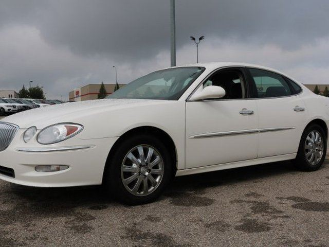 2008 Buick Allure CXL Leather, Heated Seats, A/C, - Used Buick Dealer in