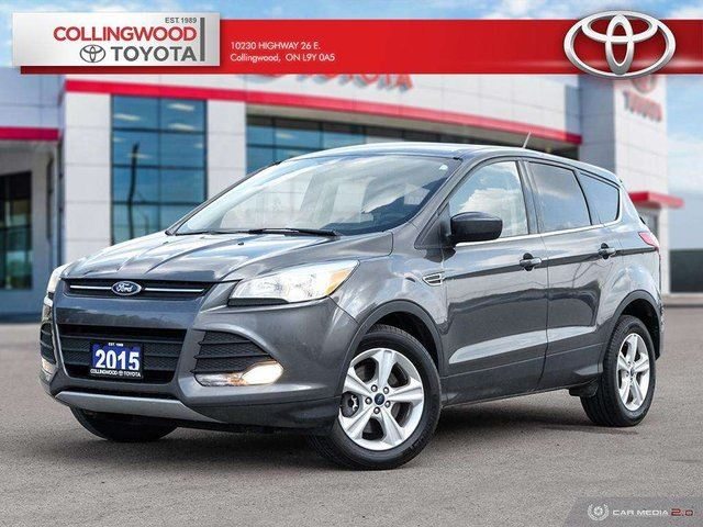 2015 Ford Escape SE AWD HEATED SEATS AND BACKUP CAMERA in