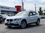 2015 BMW X1 28INO ACCIDENTS in Burlington, Ontario