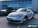 2016 Volkswagen New Beetle  1.8 TSI Classic,NAV,REAR CAM,H SEATS,NO ACCIDENT in Toronto, Ontario