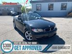 2011 BMW 1 Series Cabriolet 128i   LEATHER in London, Ontario