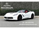 2014 Chevrolet Corvette Stingray Z51 Convertible 3LT, Low kms in North Vancouver, British Columbia