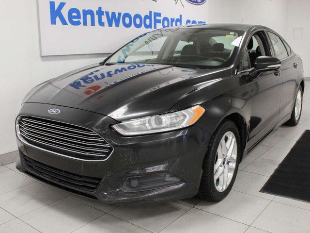 2014 FORD FUSION SE FWD with keyless entry and power seats in Edmonton, Alberta