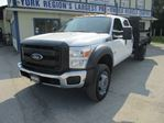 2015 Ford F-550  WORK READY SUPER DUTY MODEL 6 PASSENGER 6.7L -  in Bradford, Ontario