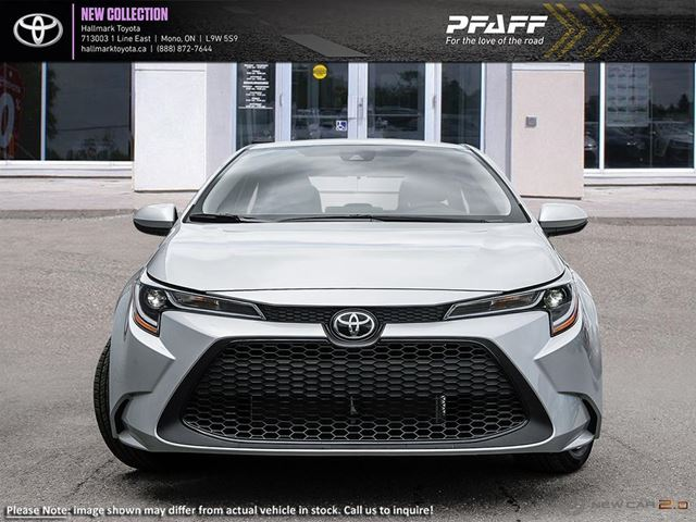 2020 Toyota Corolla 4-door Sedan LE CVT in