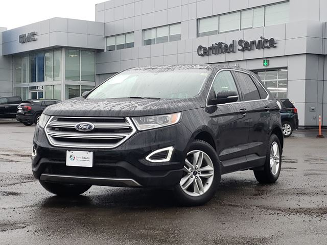 2016 Ford Edge SEL AWD | 2.0L 4CYL in