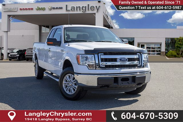 2013 Ford F-150 XLT *LOW KM* in