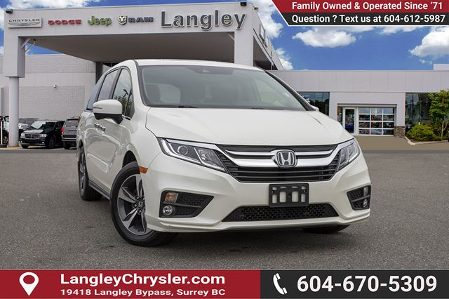 2019 Honda Odyssey EX *WELL OPTIONED* in