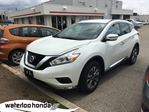 2017 Nissan Murano S Reverse Assist Camera, Bluetooth and More! in Waterloo, Ontario