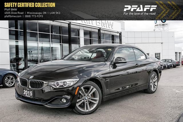 2015 BMW 4 Series i xDrive in Mississauga, Ontario