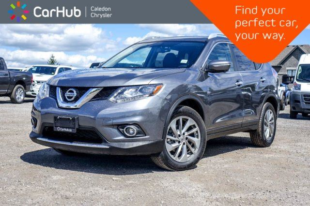 2015 Nissan Rogue SL in