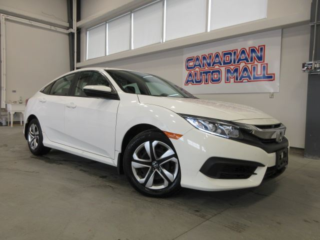 2017 Honda Civic LX, HTD. SEATS, BT, CAMERA, 37K! in