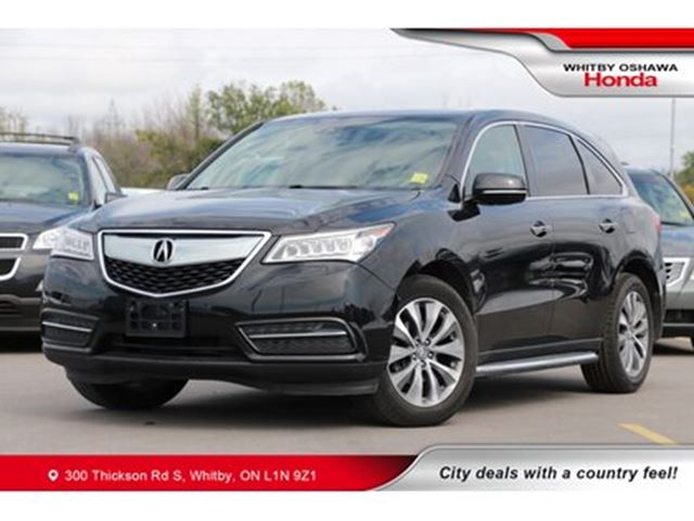 2016 Acura MDX Technology Package in