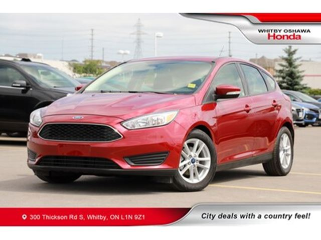 2017 Ford Focus SE in