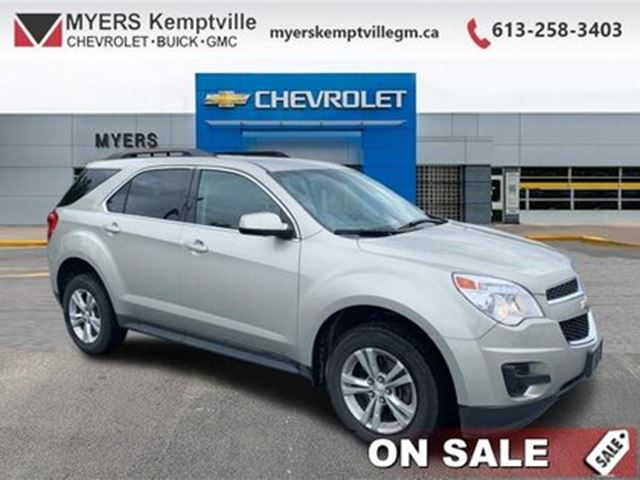 2015 CHEVROLET Equinox LT - Bluetooth -  Heated Seats in Kemptville, Ontario