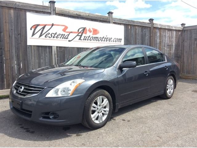2010 Nissan Altima 2.5 S in