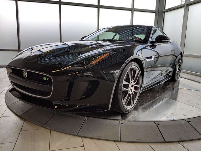 2017 JAGUAR F-TYPE R - Certified Pre-Owned Warranty until August 21, 2022 or 160,000 KM with Certified Rates from 1.9% in Edmonton, Alberta