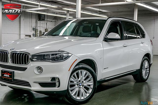 2015 BMW X5 xDrive35i LUXURY  PREMIUM  LED  NO ACCIDENTS in Oakville, Ontario