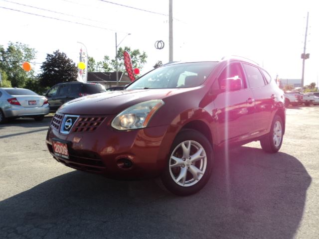 2009 Nissan Rogue SL in