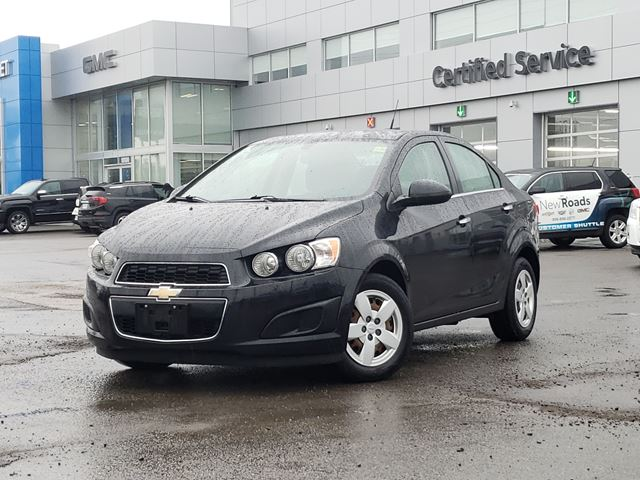 2014 Chevrolet Sonic LT Auto FWD | 1.8L 4CYL in