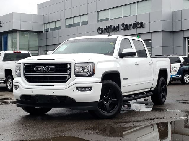 2018 GMC Sierra 1500 SLE APPLE CARPLAY/ANDROID AUTO | NAV | R.VIEW CAMERA in