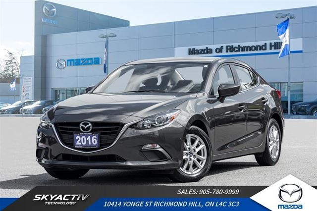 2016 MAZDA MAZDA3 GS in Richmond Hill, Ontario