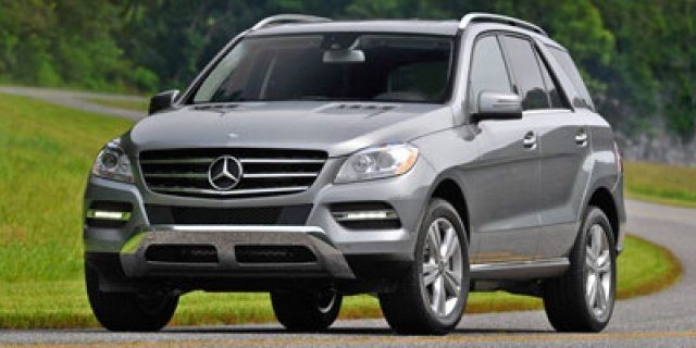 2013 MERCEDES-BENZ M-CLASS ML 350 BlueTEC in Bolton, Ontario