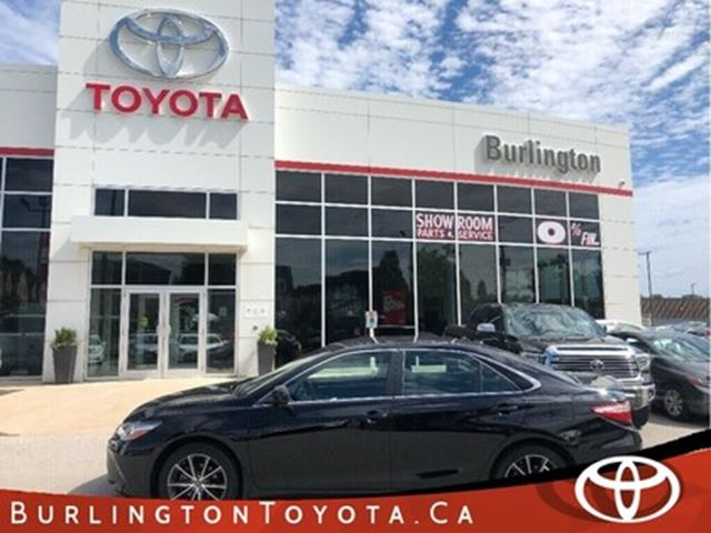 2016 Toyota Camry XSE in